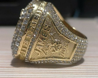 Lakers Ring Etsy