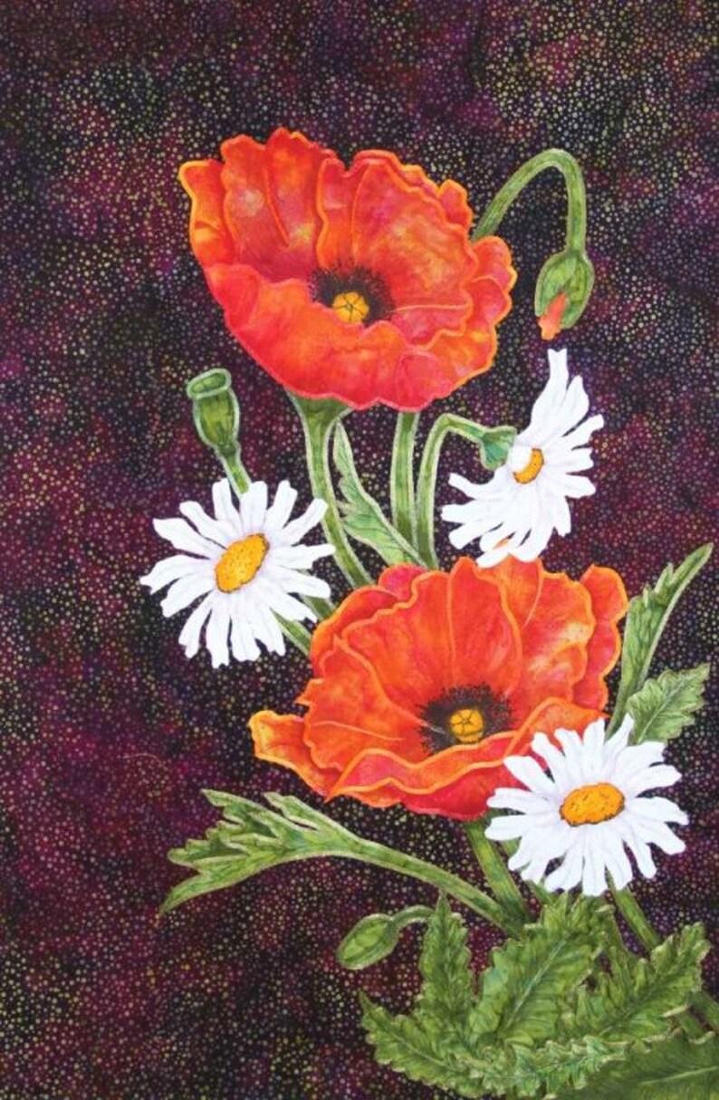 KIT** Poppies /& Daisies