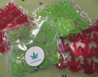 4ea304ef0e69 Cannabis 420 Marijuana Gummy Candy Novelty 420 Weed Candy Green Apple or  Cherry