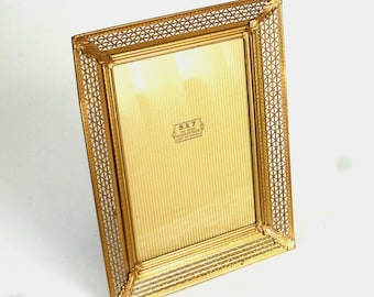 5x7 Gold Plated Picture Frame Cunill /'Nova/'
