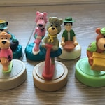 Wendy's Yogi Bear Gliders from 1990