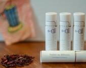 Pucker-up Hibiscus Tea Infused Lip Balm