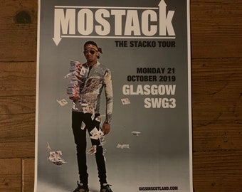 MoStack Numbered Limited Edition Vintage Artwork Photographic Fine Art Giclee Music Portrait Photo Exhibition Print Free Worldwide Shipping