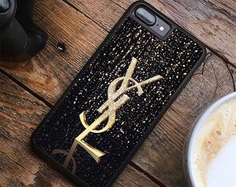 2c2162ec5d3 Samsung S10 Plus case YSL Yves Saint Laurent S10 Case S9 S8+ Note 9 8 Plus  Case iPhone Xs Max cases YSL rainfall Xs Xr 7 8 Plus 6S