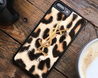 99abf78874d Cases! Samsung S10 Plus case YSL Yves Saint Laurent S10 Case S9 S8+ Note 9 8  Plus Case iPhone Xs Max cases YSL animal Xs Xr 7 8 Plus 6S