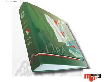 Album Monete Lira della Repubblica Italiana completo