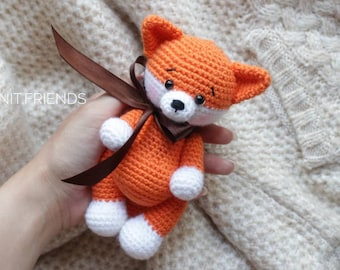 Amigurumi Fox | HappyBerry | 270x340