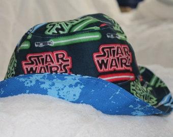 d00c71b47ee Star Wars Reversible Bucket Hat