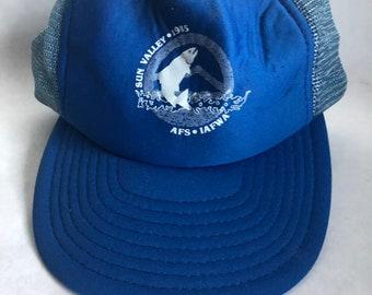 afbd72a86 Vintage idaho hat | Etsy