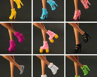 1//4 Girl And A Pair Of High Heels BJD Mini Dollfie PF