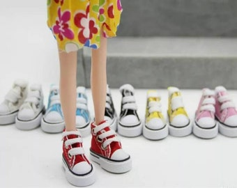 Dolls 7 Pairs of Shoes Made to Fit the Barbie Doll