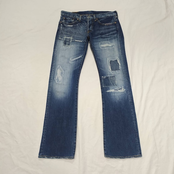 Eternal Patchwork pants