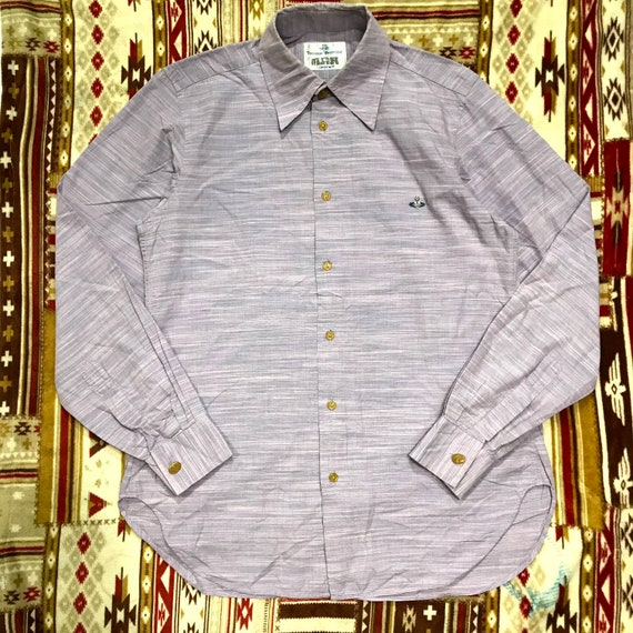 Vivienne Westwood button shirt