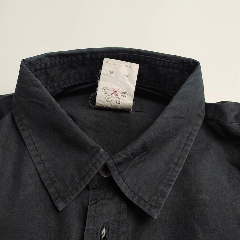 Y/'s Yohji Yamamoto button shirt