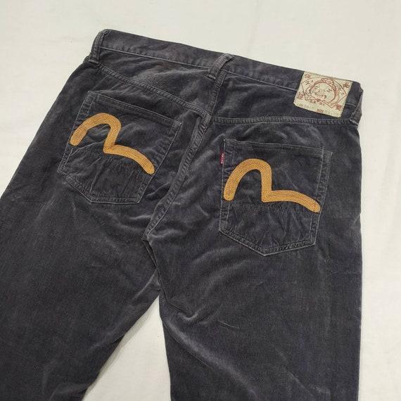 Evisu Corduroy pants - image 3