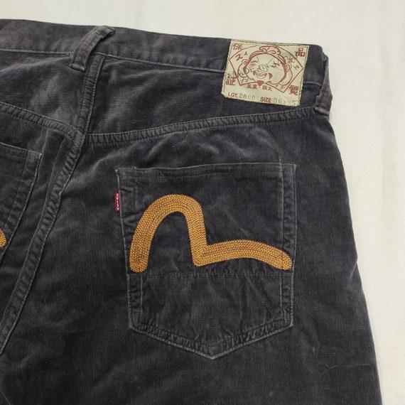 Evisu Corduroy pants - image 5