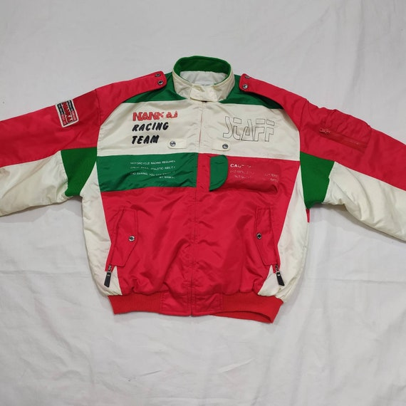 Nankai racing team jacket