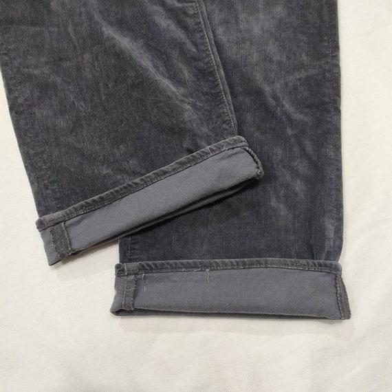 Evisu Corduroy pants - image 7