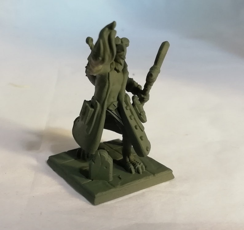 Heroforge/STL character painting and printing services (Dungeons and  Dragons)