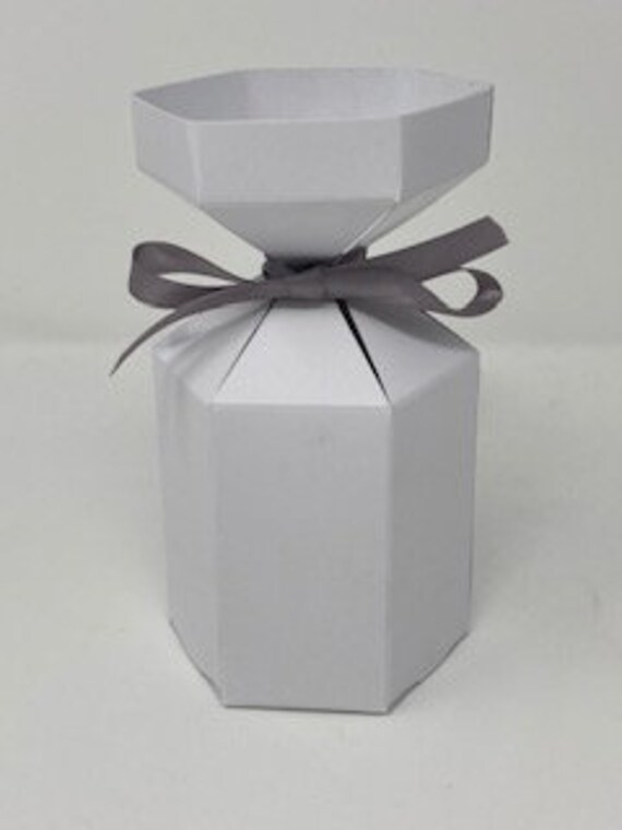 WHITE Cracker Diffuser Box