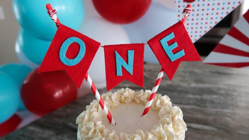 Pleasant Birthday Cake Topper Cake Topper Dr Seuss Etsy Personalised Birthday Cards Epsylily Jamesorg