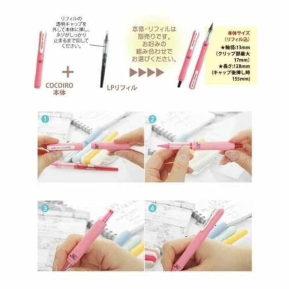 Kuretake ZIG Letter pen COCOIRO Customizable