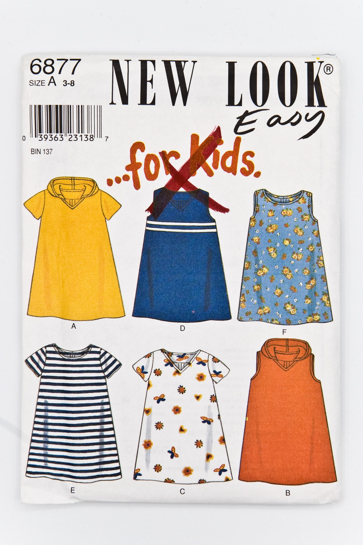 UNCUT Many DRESS Infant GIRLS Choose Your Pattern!