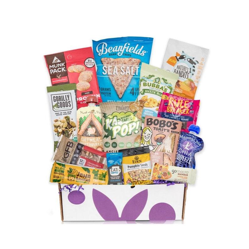 Vegan Care Package Gluten Free Care Package  Vegan Gift image 0