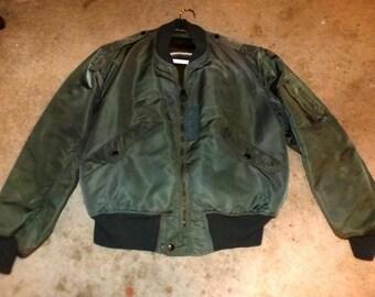 e60785b34 Usaf flight jacket | Etsy