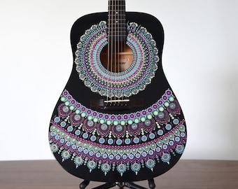 Azabache | Mandala Acoustic Guitar