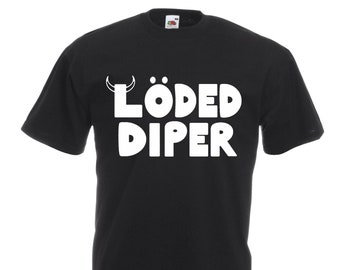 eb1753967 Diary of a Wimpy Kid loded diper Logo Kids T-shirt 100%Cotton