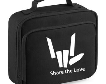 RUCKSACK Share The Love BACKPACK  Youtuber Sharer youtube stephen BAG