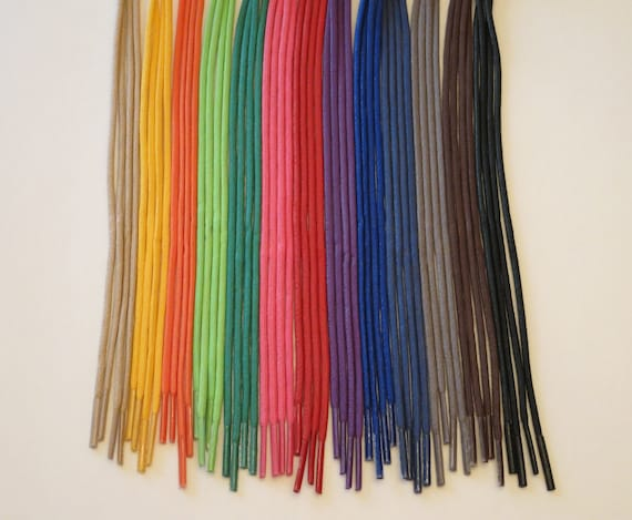 """Oval 36/"""",45/"""" Sport Athletic Sneakers String /""""Red/"""" Shoelaces"""