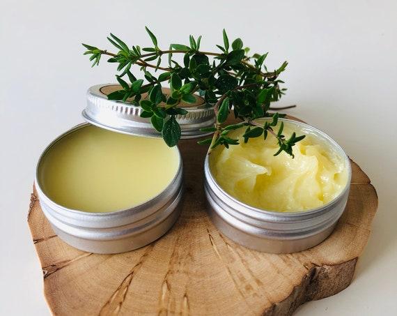 TIMIAN-lip balm - lip salve - thyme and tea tree