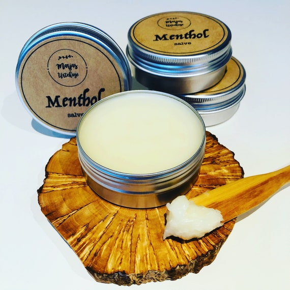 MENTHOL- Menthol balm chest rub