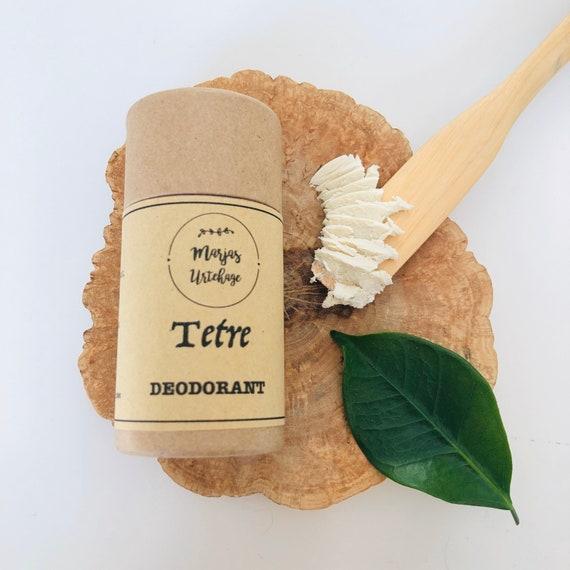 TETRE - Naturlig Vegan Deodorant