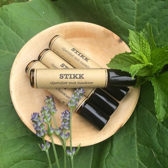 STIKK - oljeroller - mot insekter - mot kløe