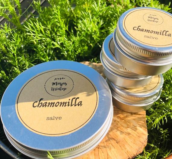 CHAMOMILLA-myk salve med kamille