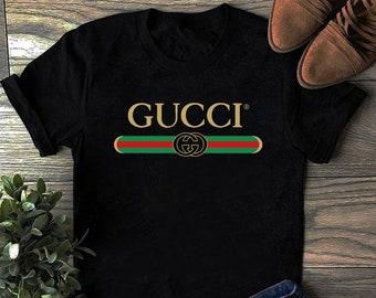 Gucci camicia - camicia Gucci donna - gucci uomo - Gucci nero camicia -  Gucci per bambini - Gucci t-shirt - gucci stile vintage camicia per le donne 4a8183425ad9