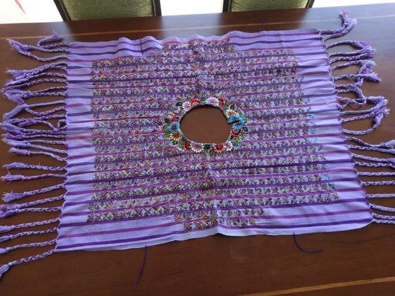 Guatemalan Tunic Dress/ Handmade Guatemalan Tunic
