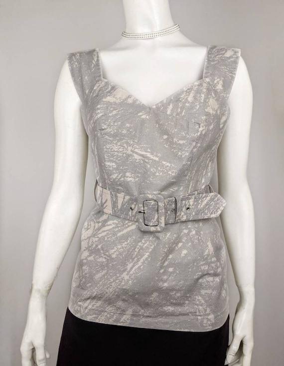 Vtg 90s VIVIENNE WESTWOOD top blouse | Red Label … - image 1