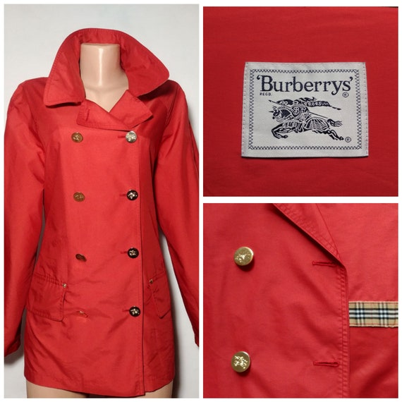 BURBERRYS Trench Jacket  |  Designer Trench | Jack
