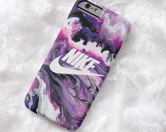 35d3d3a3e3102 Nike marble case | Etsy