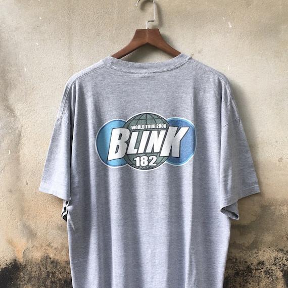 BLINK-182- World tour 2000s rare vintage
