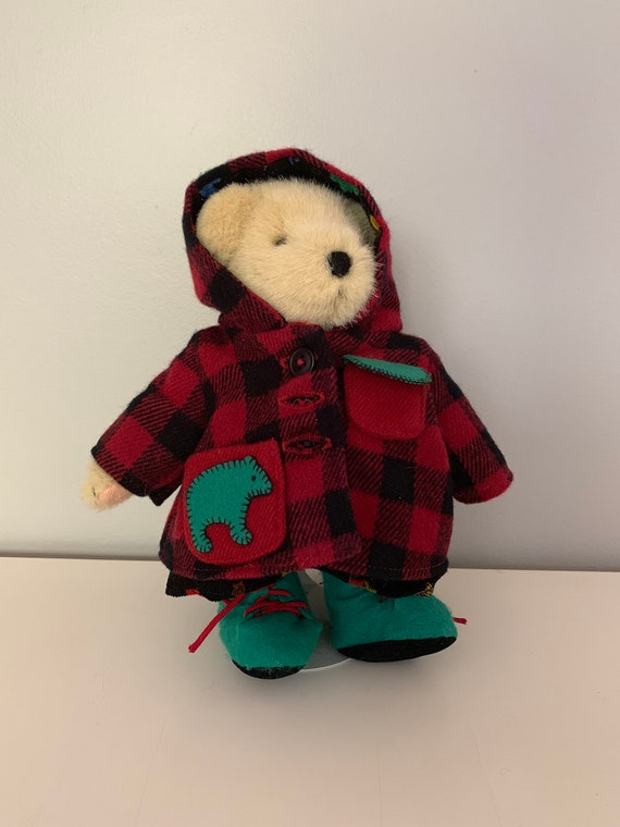 Muffy Vanderbear All Spruced Up The Adirondack Collection Outfit Snow Shoes