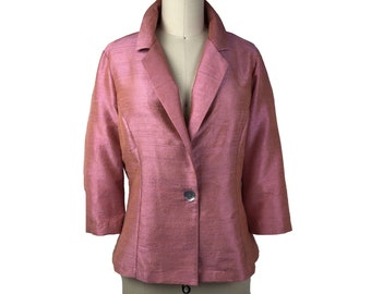 elegant office jacket Women/'s classic jacket evening fitted jacket