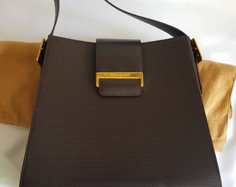 34acc797093 YSL Bag, Yves Saint Laurent Bag, Vintage Authentic YSL Shoulder Bag