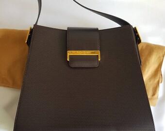 18df235cfed YSL Bag, Yves Saint Laurent Bag, Vintage Authentic YSL Shoulder Bag