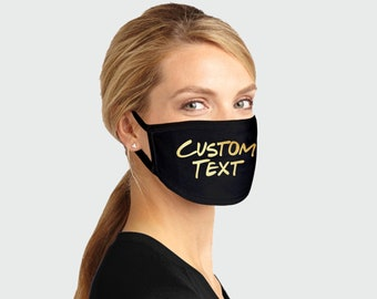 40 Personalised Party Face Masks Lowest Price DIY SET Face Masks
