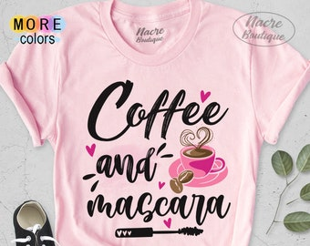 Details about  /This Girl Runs On Coffee /& Mascara Tea Or Coffee Mug 2 Sizes Available